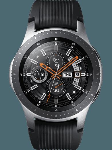 Samsung Galaxy Watch Bluetooth 46mm Silver