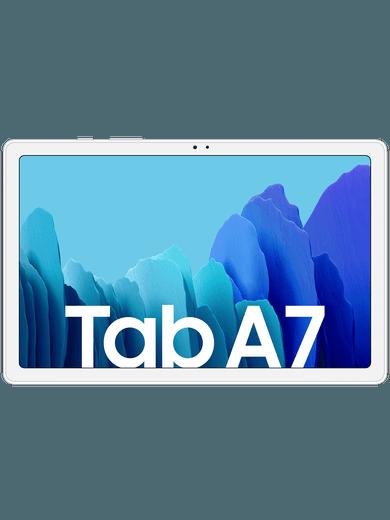 Samsung Galaxy Tab A7 WiFi 32GB silber