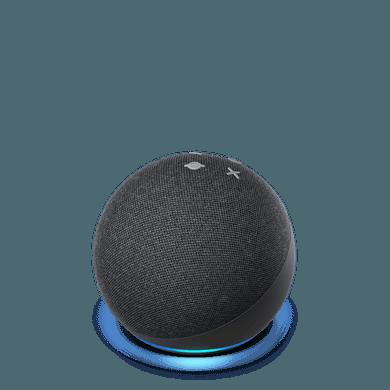 Amazon Echo Dot (4. Generation) anthrazit