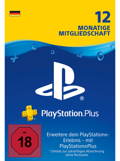 PlayStation 5 Disk Edition inkl. PlayStation Plus (2x12 Monate)