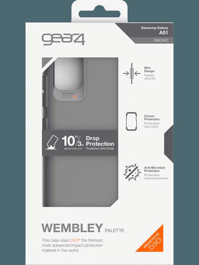 GEAR4 Wembley Samsung Galaxy A51 smokey grey