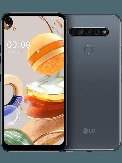 LG K61 128GB titan