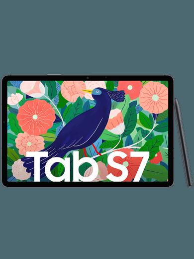 Samsung Galaxy Tab S7 LTE 128GB schwarz