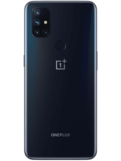 OnePlus Nord N10 128GB midnight ice