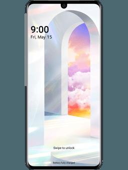 LG Velvet 5G 128GB weiß