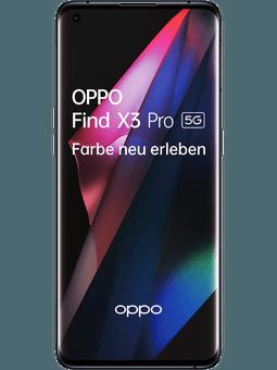 Oppo Find X3 Pro 5G 265GB Gloss Black