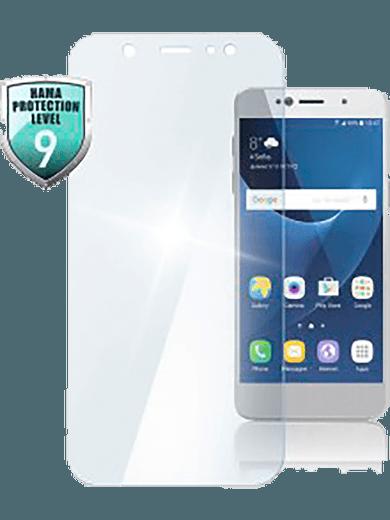 Hama Echtglas-Displayschutz Premium Crystal Glass Samsung Galaxy A51