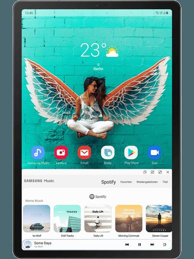 Samsung Galaxy Tab S5e WiFi 128GB silber