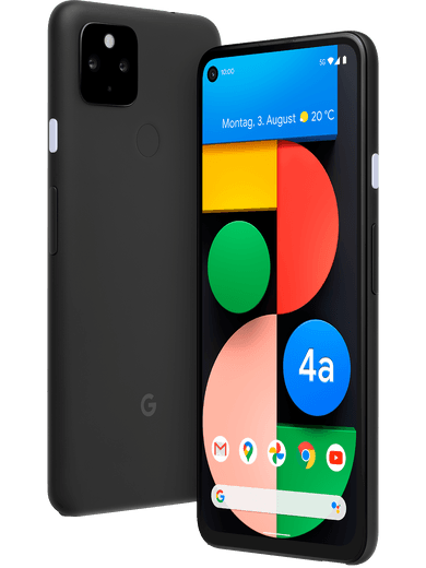 Google Pixel 4a (5G) 128GB just black