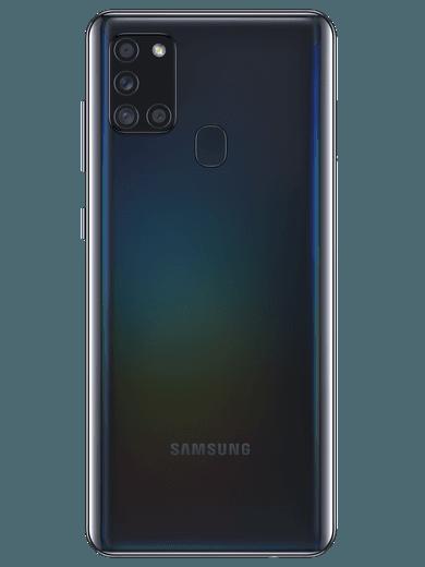 Samsung Galaxy A21s schwarz + Emporia App