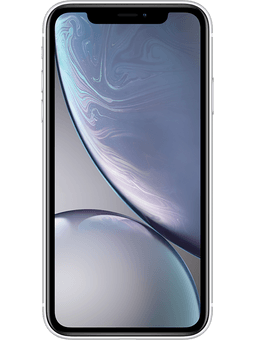 Apple iPhone XR 128GB weiss