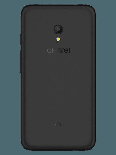 Alcatel PIXI 4 (5) 8GB dunkel grau