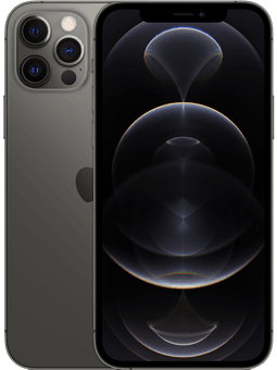 iPhone 12 Pro 512GB graphit