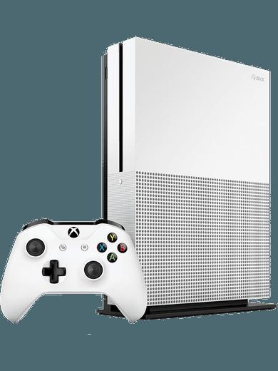 Microsoft Xbox One S 1TB weiss
