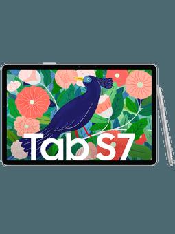 Samsung Galaxy Tab S7 LTE 128GB silber