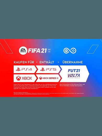 Sony PlayStation 4: Spiel FIFA 21