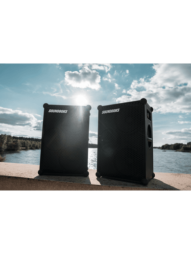 New SOUNDBOKS (schwarz)