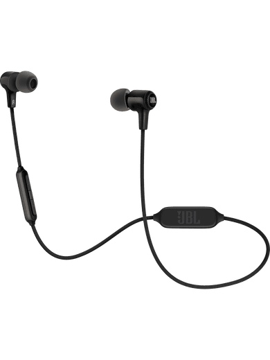 JBL E25 In-Ear BT Headset schwarz