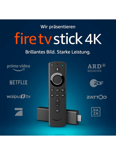 Amazon Fire TV Stick 4K UHD (2. Generation)