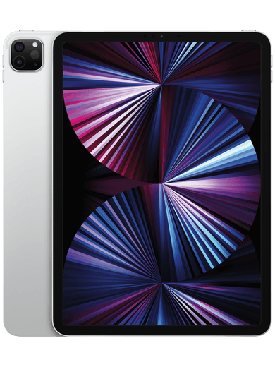 Apple iPad Pro 11,0 Wi-Fi (2021) 512GB Silber