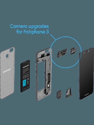 Fairphone3+ Frontkamera 16MP