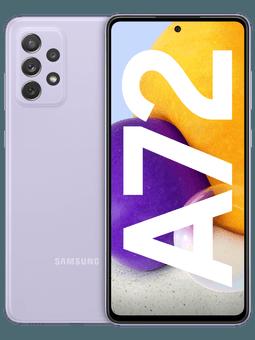 Samsung Galaxy A72 128 GB Awesome Violet