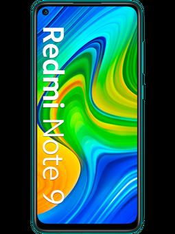 Xiaomi Redmi Note 9 64GB grün