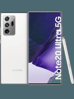 Samsung Galaxy Note20 Ultra 5G 256GB weiß