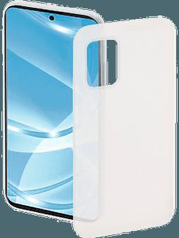 Hama Cover Ultra Slim Flexible Galaxy A71 white-transparent