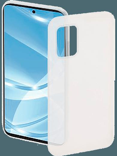 Hama Cover Ultra Slim Flexible Samsung Galaxy A71 (weiß-transparent)