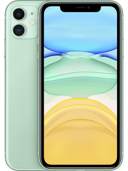 Apple iPhone 11 128GB Grün