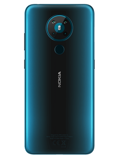 Nokia 5.3 64GB cyan blau