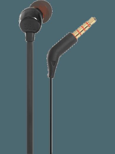 JBL TUNE 110 In-Ear Kopfhörer (schwarz)