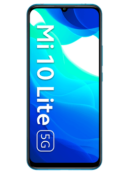 Xiaomi Mi 10 lite 128GB blau