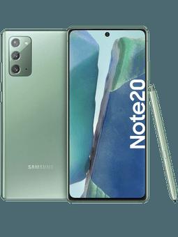 Samsung Galaxy Note20 256GB grün