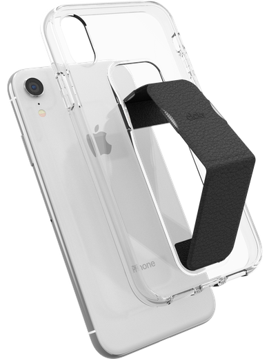 CLCKR Gripcase iPhone 11 (transparent)