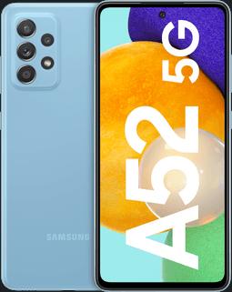 Samsung Galaxy A52 5G 128GB Awesome Blue