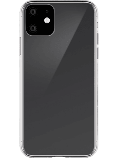 freenet Basics Flex Case iPhone 11 (transparent)
