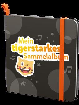 tigermedia - Sammelalbum für tigercards