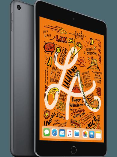 Apple iPad mini Wi-Fi (2019) 256GB Space Grau