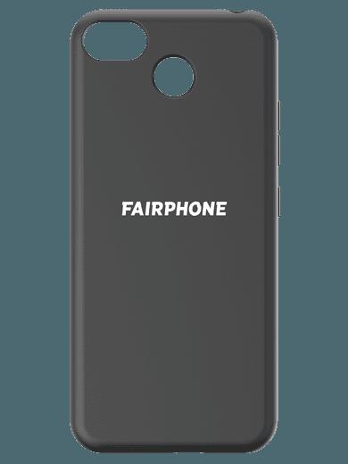 Fairphone 3/3+ Schutzhülle schwarz