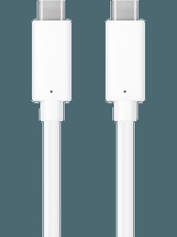 freenet Basics Kabel USB-C auf USB-C 1m
