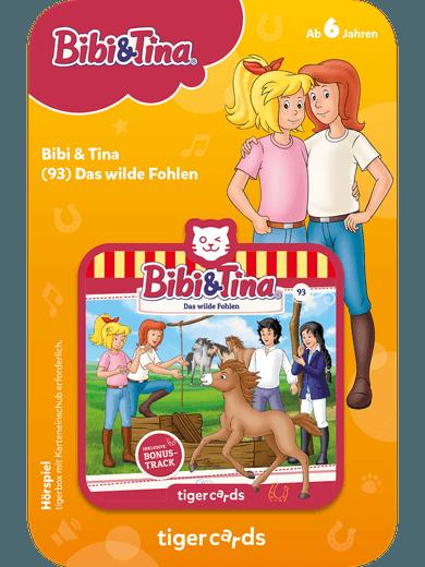 tigercard - Bibi & Tina - Folge 93: Das wilde Fohlen