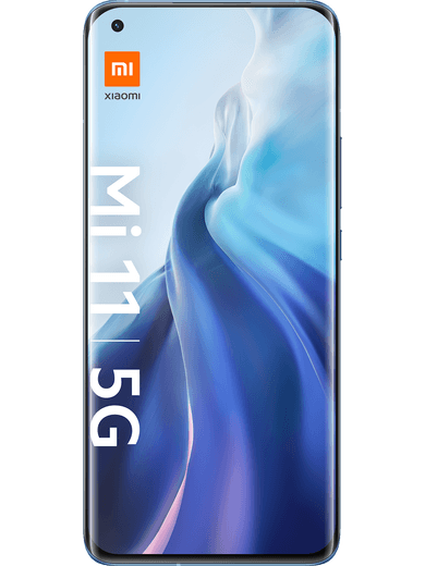 Xiaomi Mi 11 5G 256GB Horizon Blue