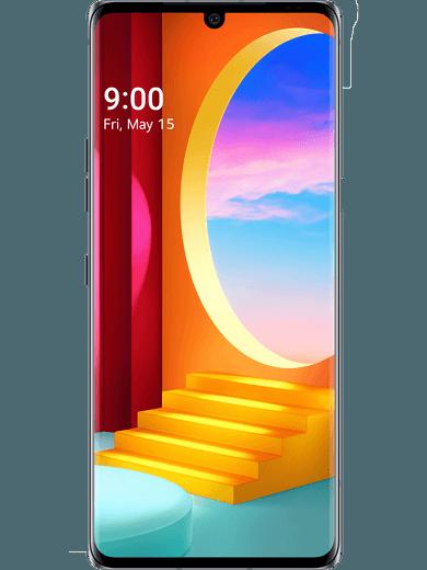 LG Velvet 5G 128GB grau