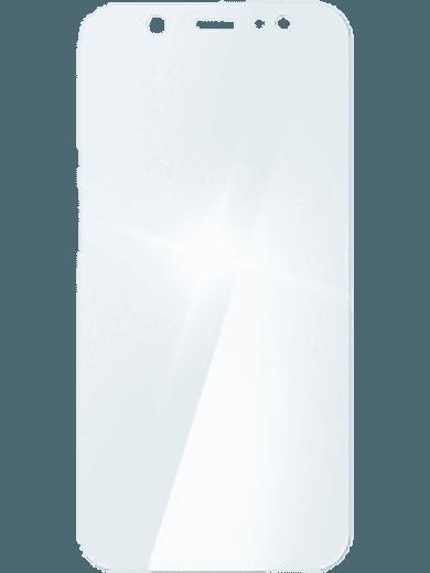 hama Echtglas-Displayschutz Premium Crystal Glass Samsung Galaxy A71