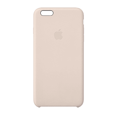 Apple iPhone 6/6s Plus Leder Case pink