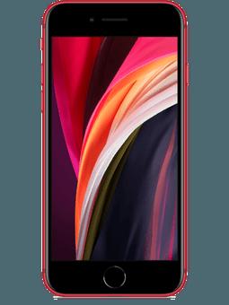 Apple iPhone SE (2nd generation) 128GB rot