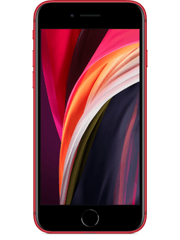 Apple iPhone SE (2nd generation) 256GB rot
