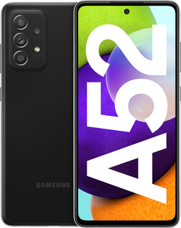 Samsung Galaxy A52 128GB Awesome Black